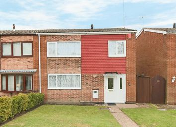 Thumbnail 3 bed semi-detached house for sale in Bestwood Close, Arnold, Nottingham