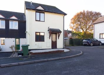 Thumbnail 3 bed end terrace house to rent in Hadfield Court, Chudleigh Knighton, Chudleigh, Newton Abbot