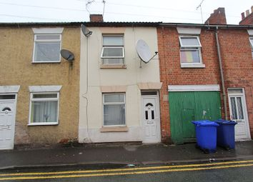 Thumbnail 2 bed terraced house for sale in Wood Street, Burton-On-Trent, Burton-On-Trent, Staffordshire DE14 3Ab