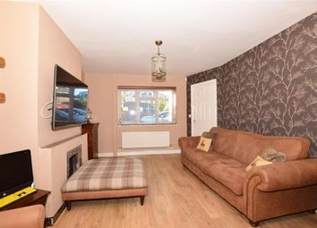 Thumbnail 2 bed semi-detached house for sale in Bankside, Chatham, Kent