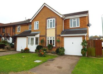 Thumbnail 4 bedroom end terrace house for sale in Great Cornard, Sudbury, Suffolk
