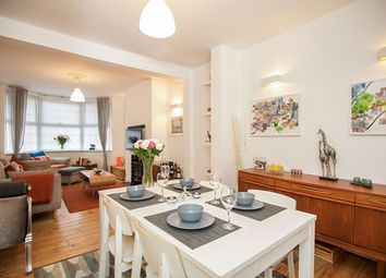 Thumbnail 4 bedroom terraced house to rent in Wellstead Road, London