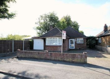 Thumbnail 2 bed detached bungalow for sale in Beacon Avenue, Dunstable, Bedfordshire