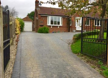 Thumbnail 3 bedroom bungalow to rent in West End, Sheriff Hutton, York