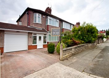 Thumbnail 3 bed semi-detached house for sale in Pinemore Road, Liverpool