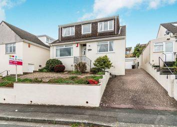 Thumbnail 4 bed detached bungalow for sale in Hillside Road, Saltash