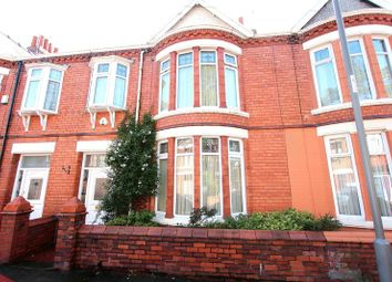 Thumbnail 4 bedroom terraced house for sale in Kitchener Drive, Walton, Liverpool