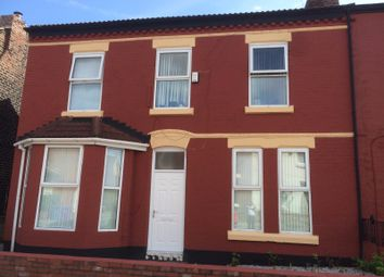 Thumbnail 1 bed flat to rent in Salisbury Road, Wavertree, Liverpool