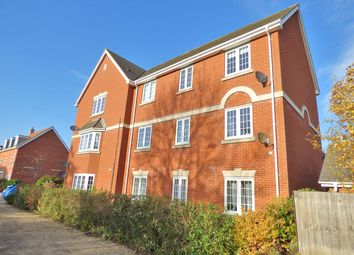 Thumbnail 2 bed flat for sale in Aspen Court, Woodbridge, Suffolk