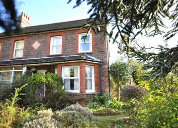 Thumbnail 2 bed semi-detached house for sale in New Road, Herstmonceux, Hailsham
