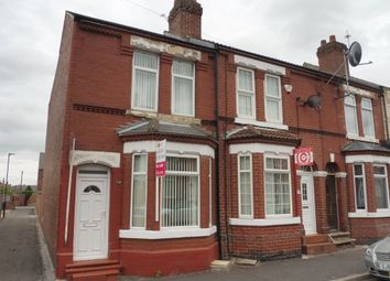 Thumbnail 1 bed end terrace house for sale in Salisbury Road, Doncaster