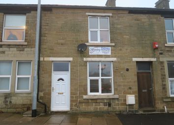 Thumbnail 1 bed terraced house to rent in Whitehall Road, Drighlington, Bradford
