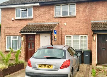 Thumbnail 2 bedroom terraced house for sale in Leygreen Close, Luton, Luton