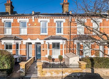 4 bed terraced house for sale in Wilna Road, London SW18