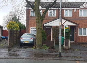 Thumbnail 3 bed semi-detached house to rent in Mount Road, Manchester