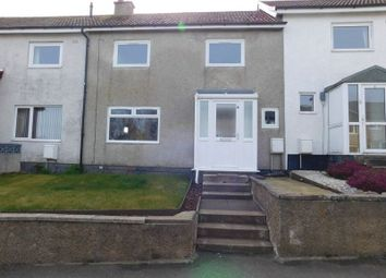 Thumbnail 3 bed terraced house for sale in Howburn Road, Thurso