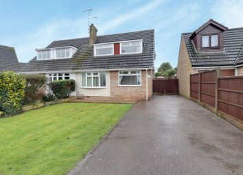 4 bed semi-detached house for sale in Moathouse Drive, Haughton, Stafford. ST18