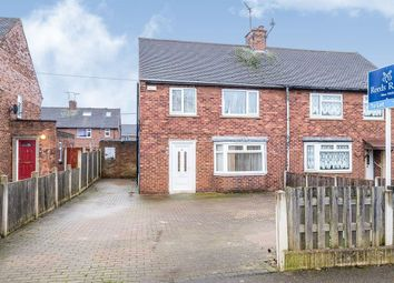 Thumbnail 3 bedroom semi-detached house to rent in Breck Lane, Dinnington, Sheffield