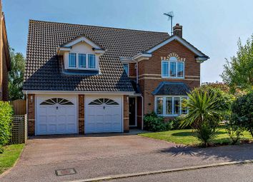 4 bed detached house for sale in Highslade, Brixworth, Northampton, Northamptonshire NN6