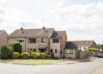 Thumbnail 4 bed semi-detached house for sale in Eastby Close, Saffron Walden