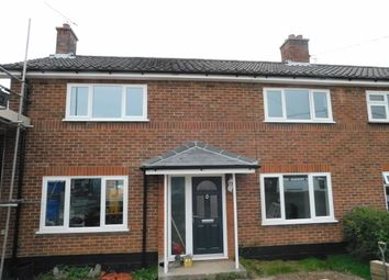 Thumbnail 3 bed semi-detached house for sale in Sunnyside, Pound Hill, Bacton, Stowmarket