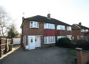 Thumbnail 3 bed semi-detached house for sale in Pennylets Green, Stoke Poges, Buckinghamshire