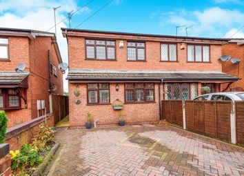 Thumbnail 3 bedroom semi-detached house for sale in Walsingham Street, Chuckery, Walsall