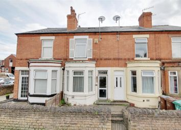 Thumbnail 2 bed terraced house for sale in Broomhill Road, Highbury Vale, Nottingham