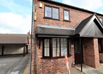 2 bed town house for sale in Webb Street, Lincoln LN5