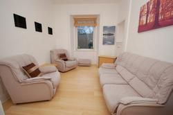 Thumbnail 1 bedroom flat to rent in Wardlaw Place, Edinburgh