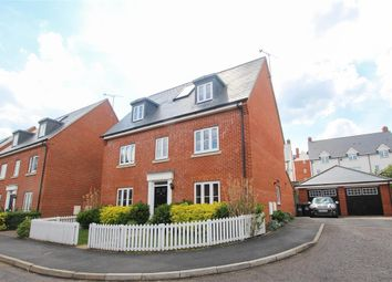 Thumbnail 5 bedroom detached house for sale in Allard Way, Saffron Walden