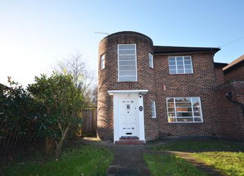 Thumbnail 4 bed detached house to rent in Edgwarebury Lane, Edgware, Middlesex