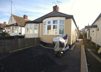 Thumbnail 2 bed semi-detached bungalow for sale in Bruce Grove, Chelmsford