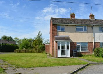 Thumbnail 3 bedroom semi-detached house for sale in Canal Close, Wilcot, Pewsey