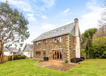 Thumbnail 5 bed detached house for sale in Jenner Parc, St. Columb