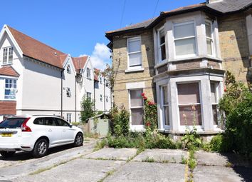 Thumbnail 1 bed flat to rent in Glendinning Avenue, Weymouth