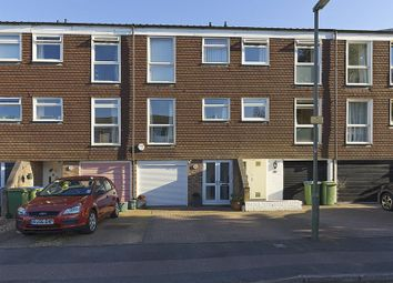 Thumbnail 4 bed terraced house for sale in Alston Close, Long Ditton, Surbiton