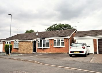 Thumbnail 2 bed semi-detached bungalow for sale in Bradgate Road, Markfield