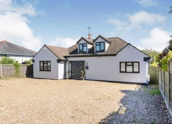 Toms Lane, Kings Langley WD4. 4 bed detached bungalow
