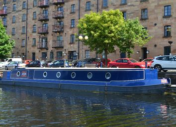 Thumbnail 2 bed houseboat for sale in Speirs Wharf, Glasgow