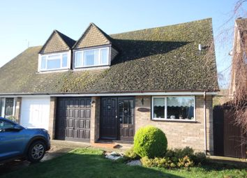 Rosamund Drive, Woodstock OX20. 3 bed semi-detached house for sale