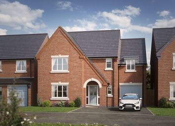 Thumbnail 4 bedroom detached house for sale in The Holmwood, Off Magdalene Drive, Mickleover, Derby