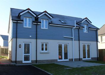 Thumbnail 4 bed detached house for sale in Plot 10 Green Meadows Park, Narberth Road, Tenby