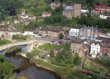 Thumbnail 2 bed flat for sale in St. Lukes Road, Ironbridge, Telford, Shropshire.
