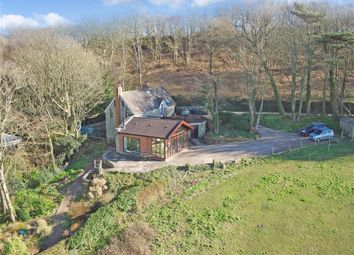 Thumbnail 4 bed detached house for sale in Ashknowle Lane, Whitwell, Isle Of Wight