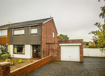 Thumbnail 3 bed semi-detached house for sale in Thanet Grove, Leigh, Lancashire
