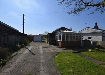 Thumbnail 1 bed bungalow for sale in Kent Avenue, Theddlethorpe, Mablethorpe