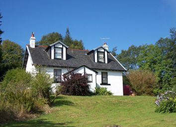 Thumbnail 3 bedroom detached house for sale in Hafton House Tighnabruaich, Tighnabruaich PA212Bd