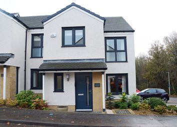 Thumbnail 3 bed end terrace house for sale in 37 Parkside, Auchterarder