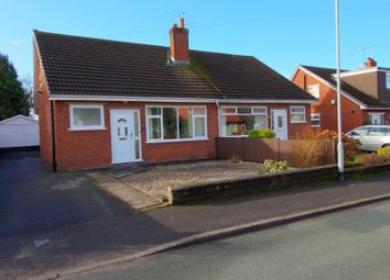 Thumbnail 2 bed bungalow for sale in Princess Drive, Sandbach